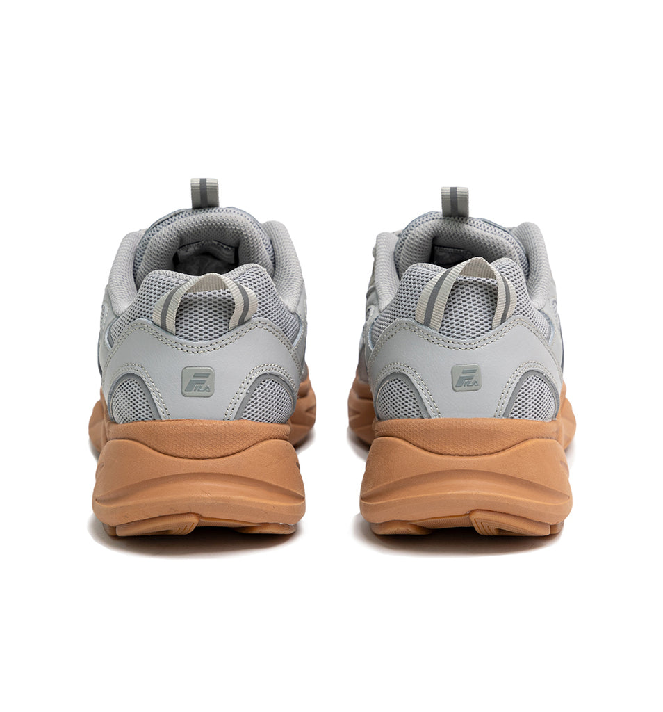 Alife FILA Trigate sneaker 1RM01564 in Grey/Gum back heel