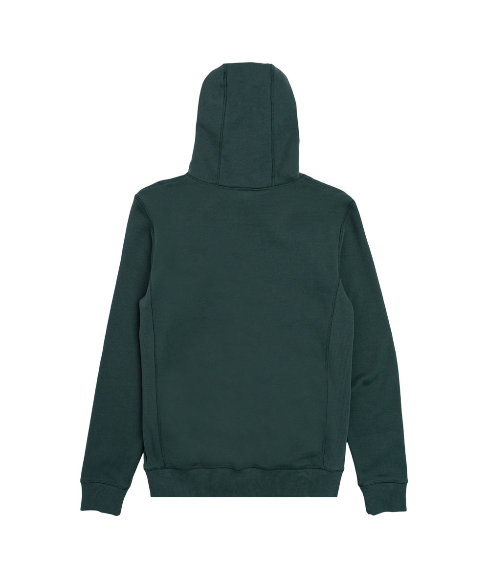 Alife Collegiate Hoodie - Hunter Green