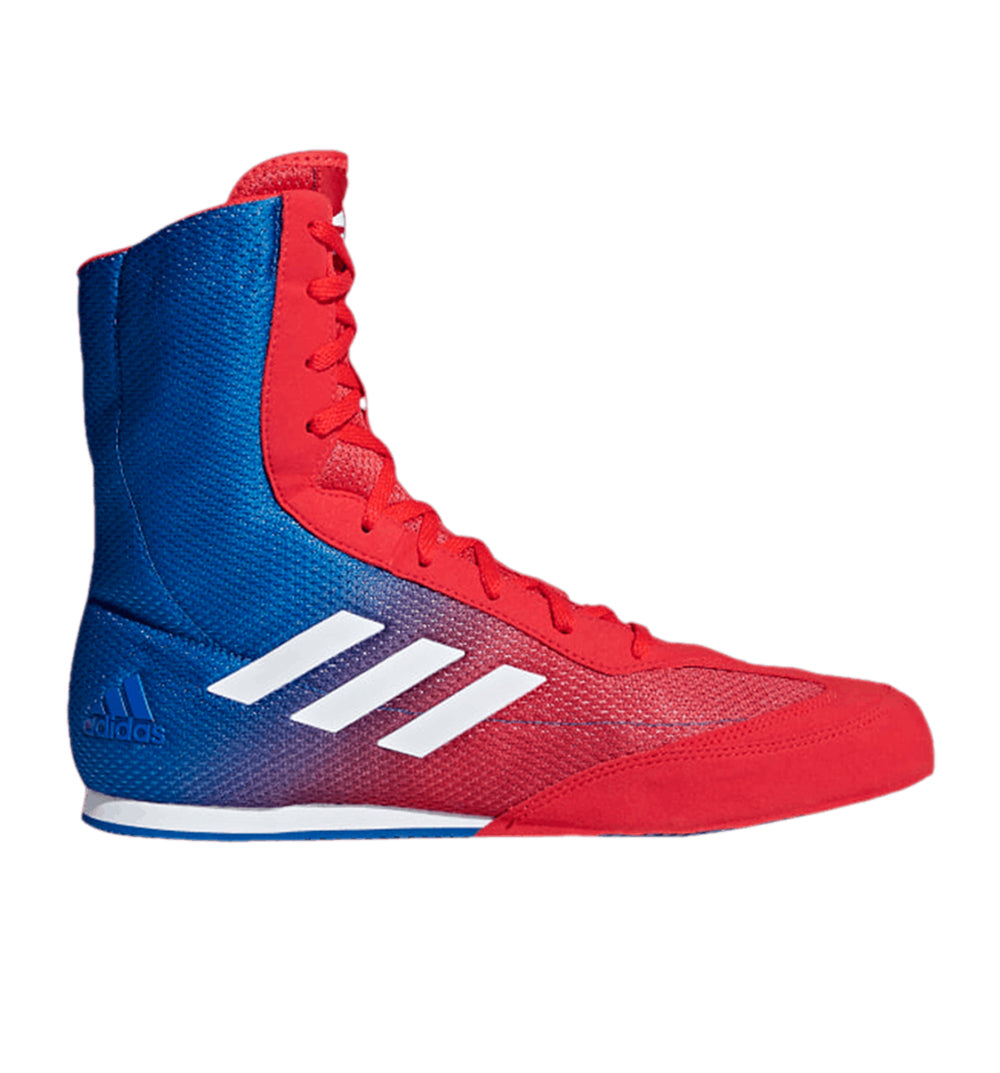 adidas Box Hog Plus - Red/Blue