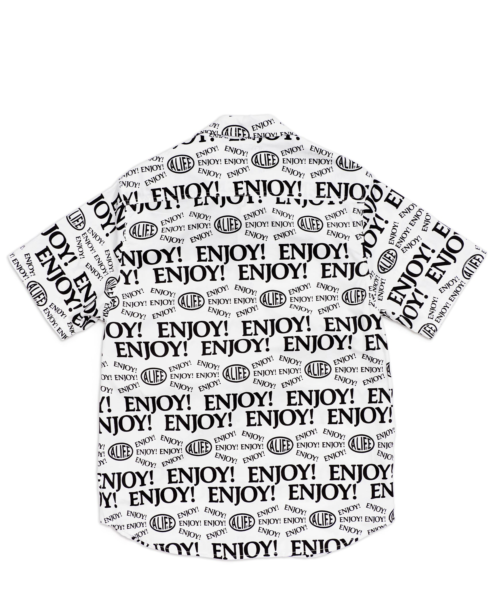 Alife Enjoy! Short Sleeve Shirt