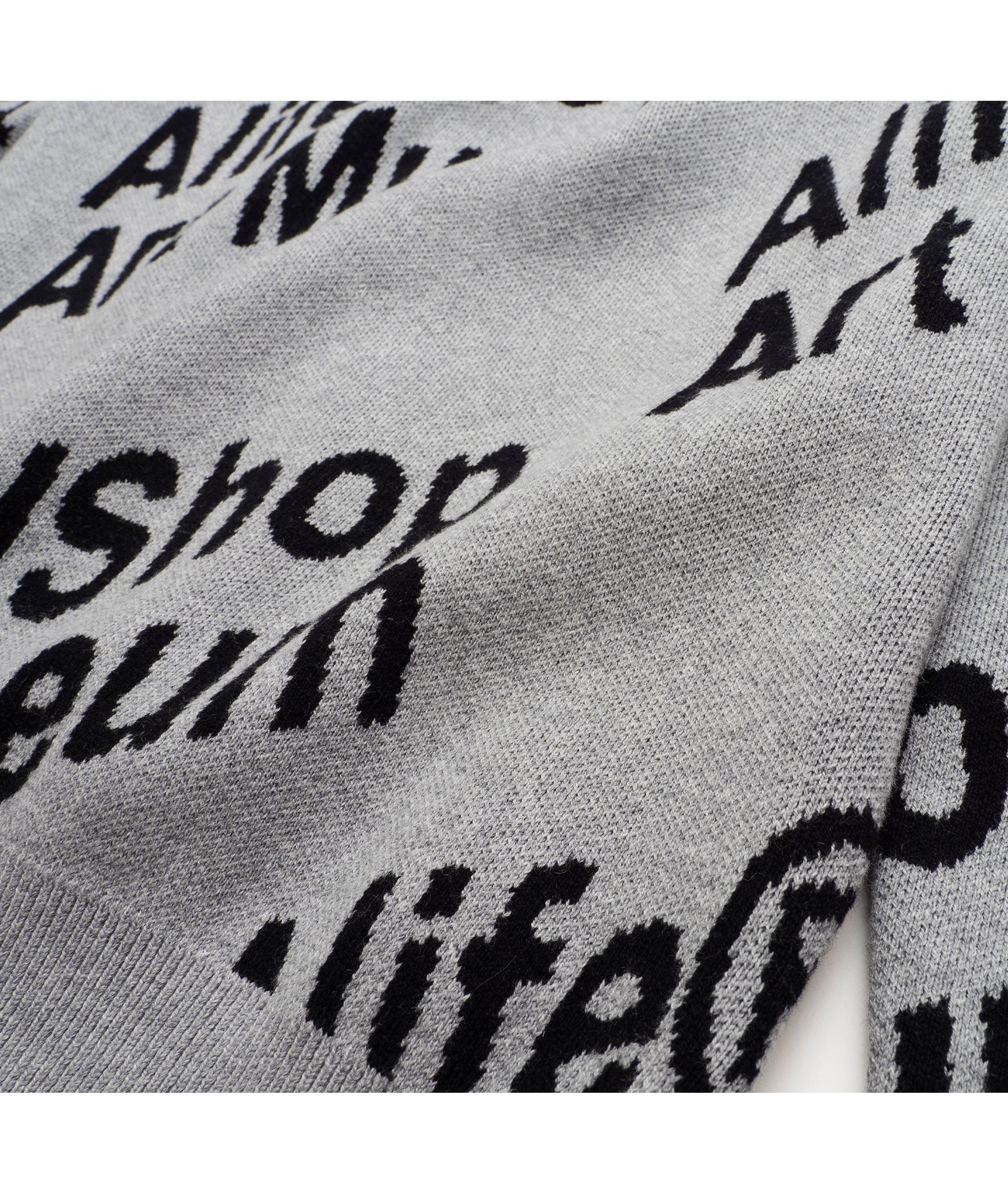 Alife/Shop Art Museum Jacquard Sweater