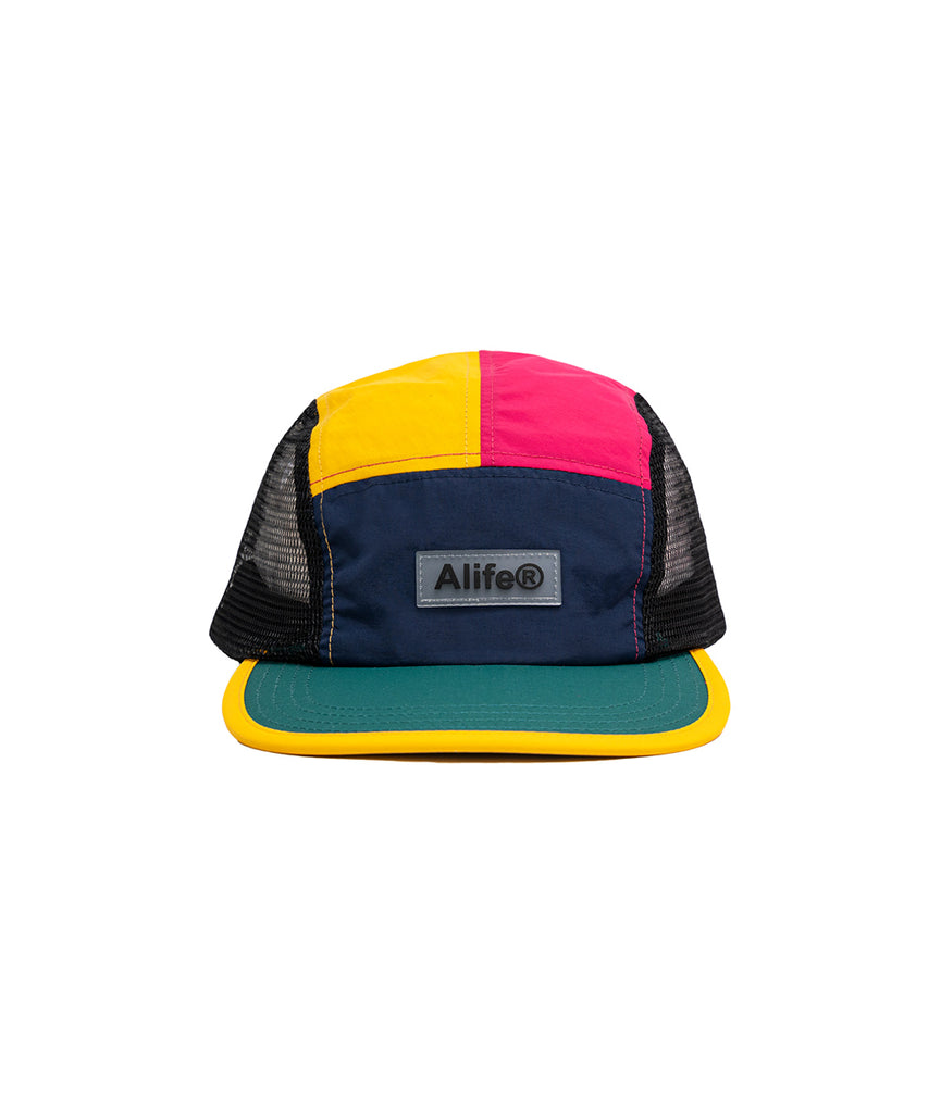 Alife Mesh Camp Multicolor