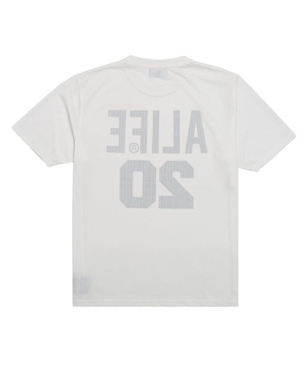 Alife Football Jersey - Cream White