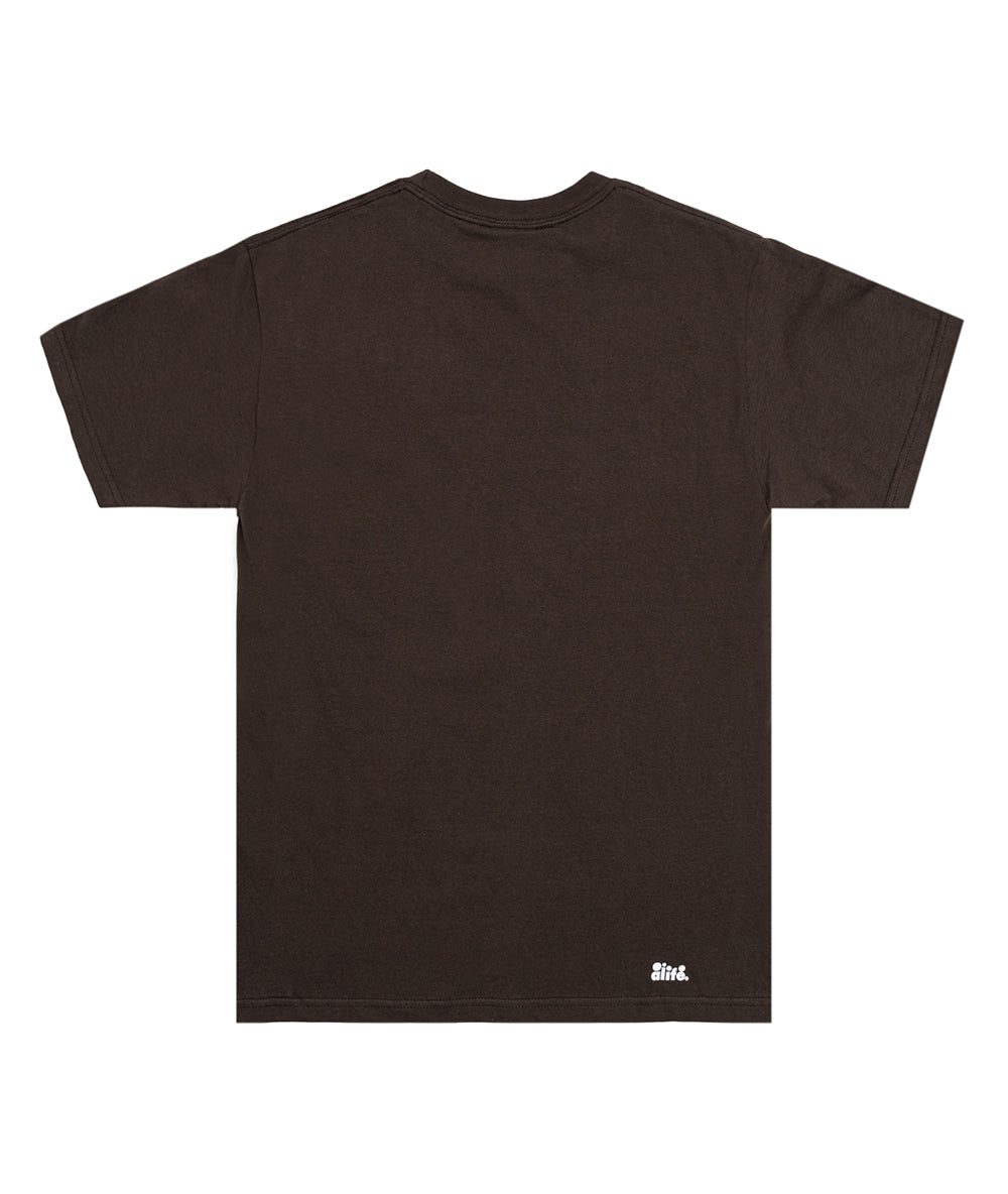 Alife New York Hunger Tee - Chocolate