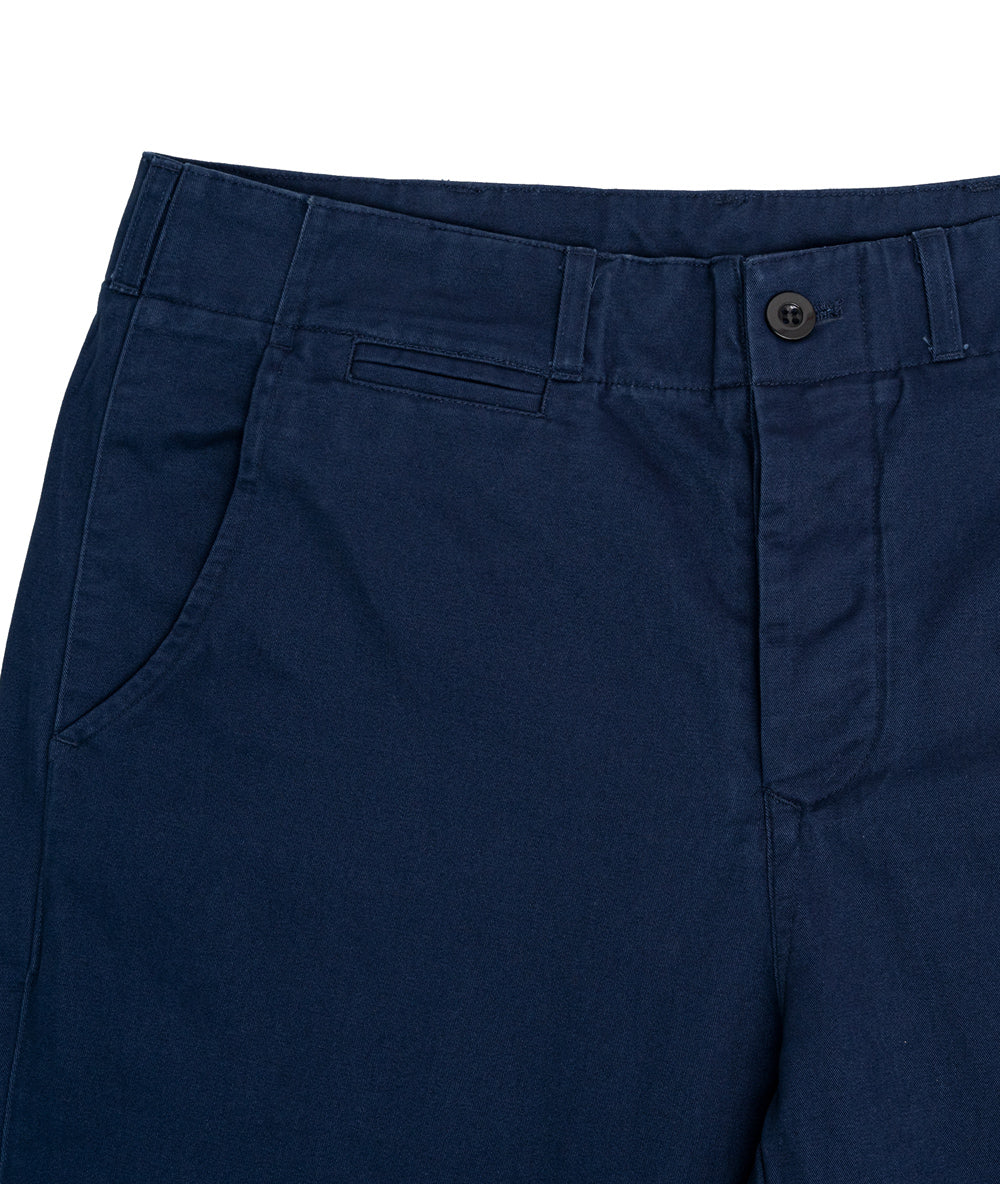 Alife Classic Twill Bottoms - Navy