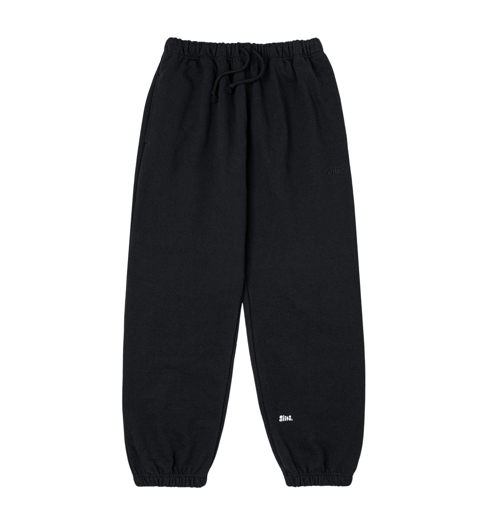 Alife® Basics Sweatpant - Black