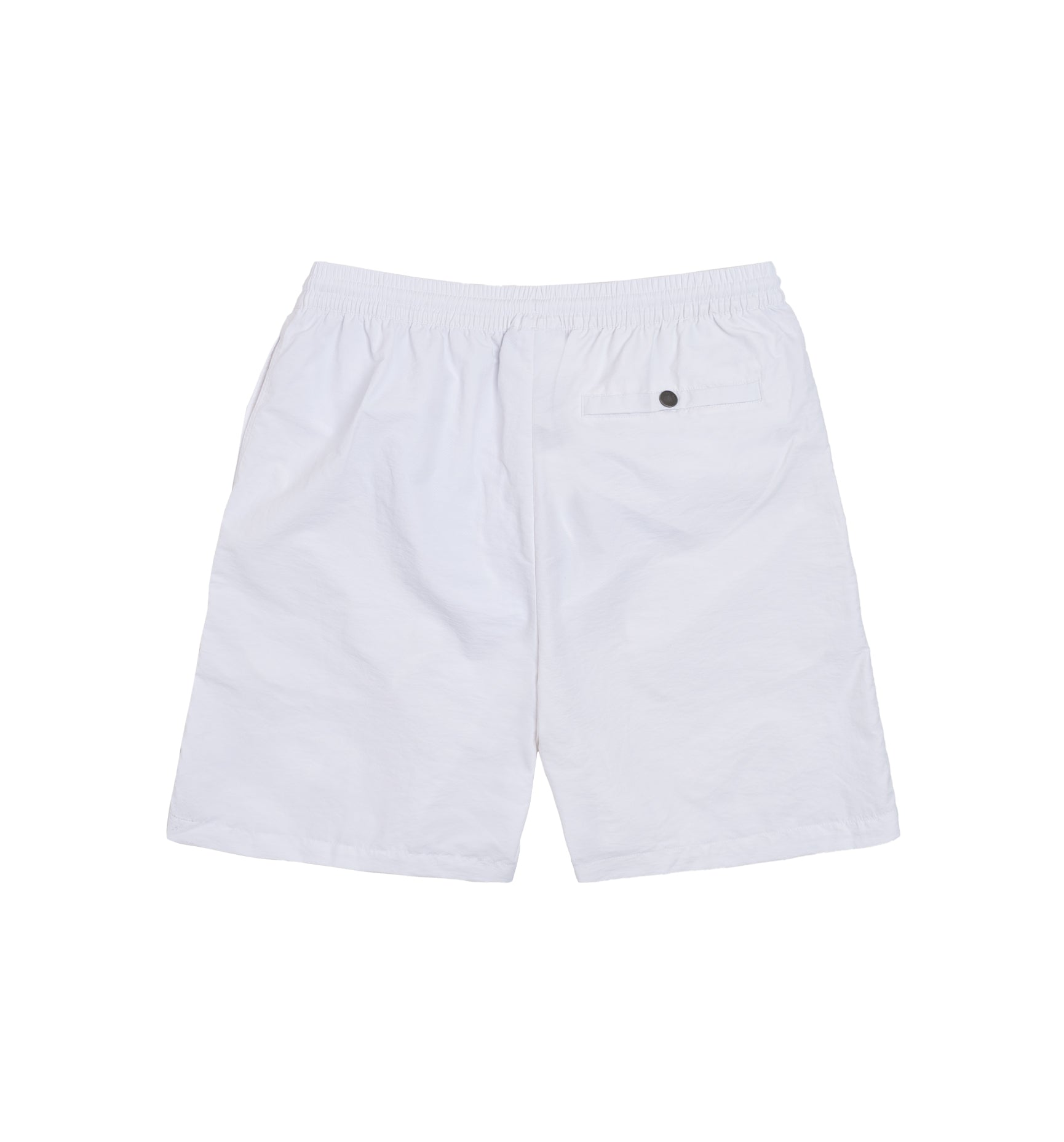 Alife Swim/Run Nylon Short - White