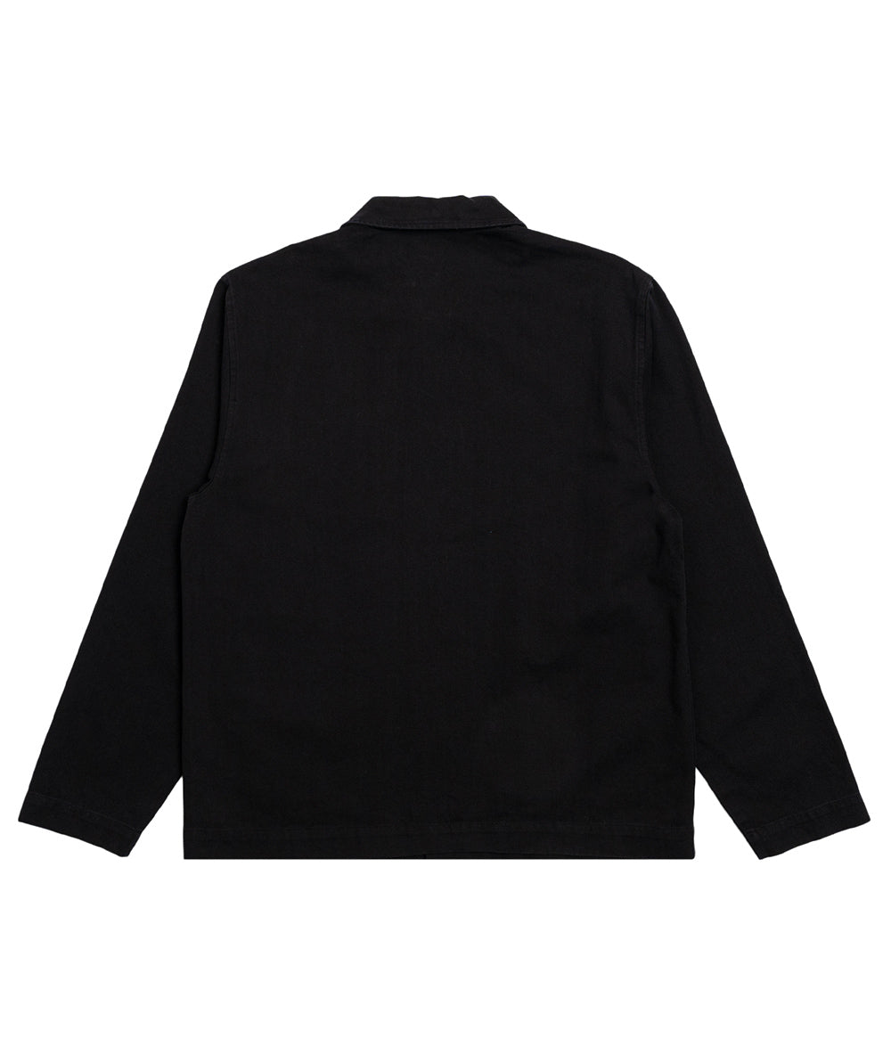 Alife Chore Jacket in Black Back