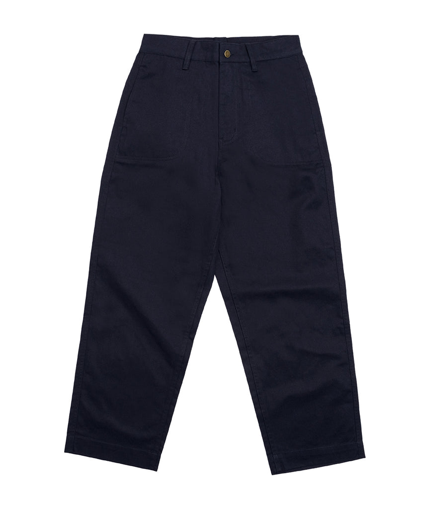 Alife Cotton Bottoms Navy Front