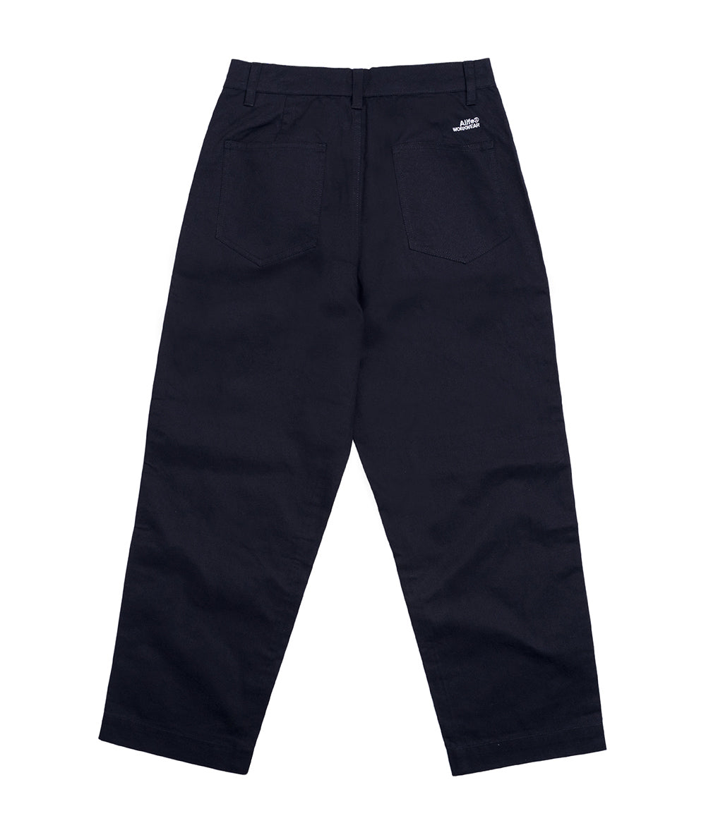 Alife Cotton Bottoms Navy Back