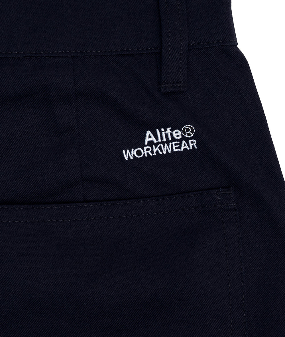 Alife Cotton Bottoms - Deep Navy