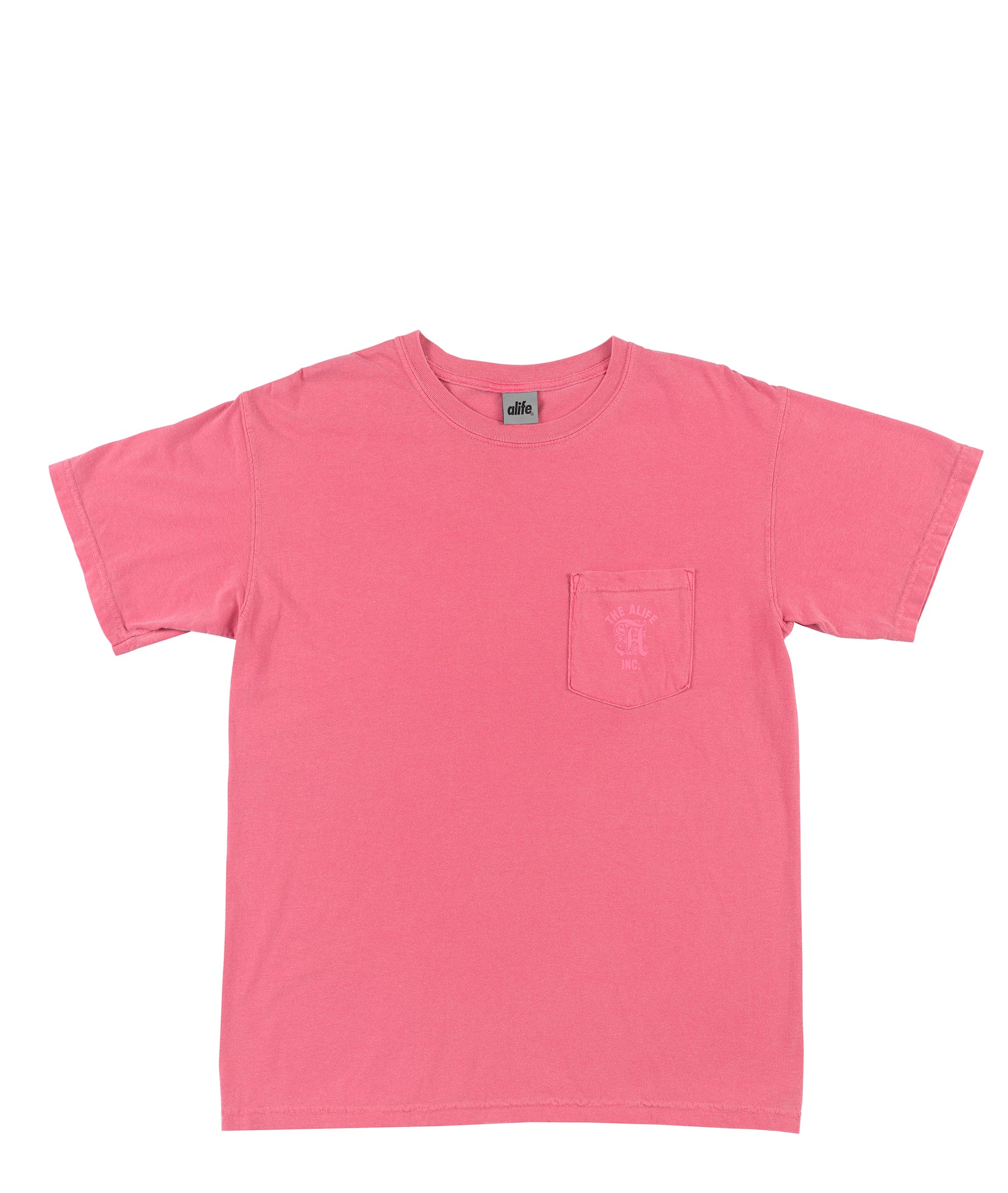 Alife Antique A Pocket Tee