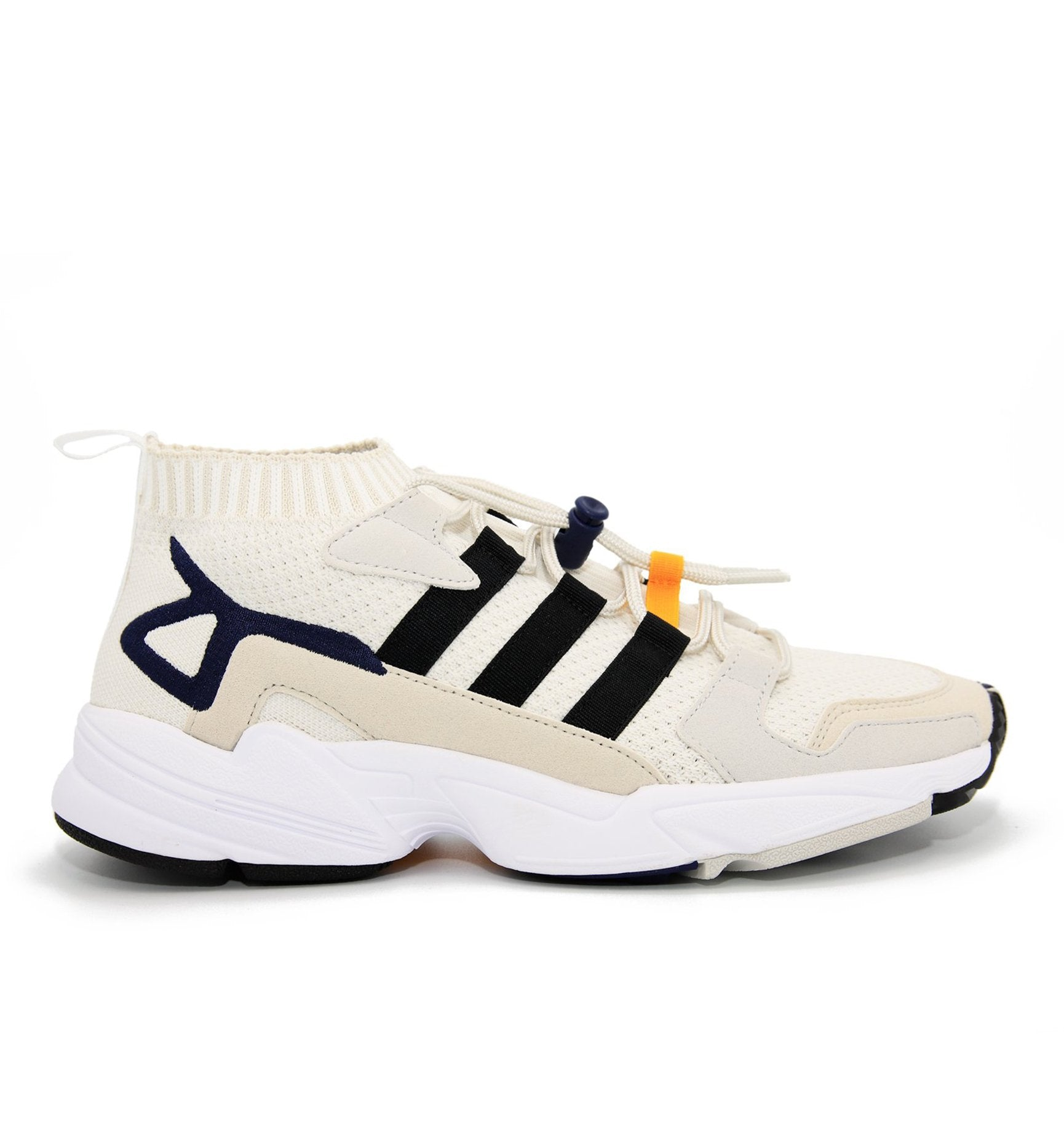 adidas Falcon Workshop in Off-White