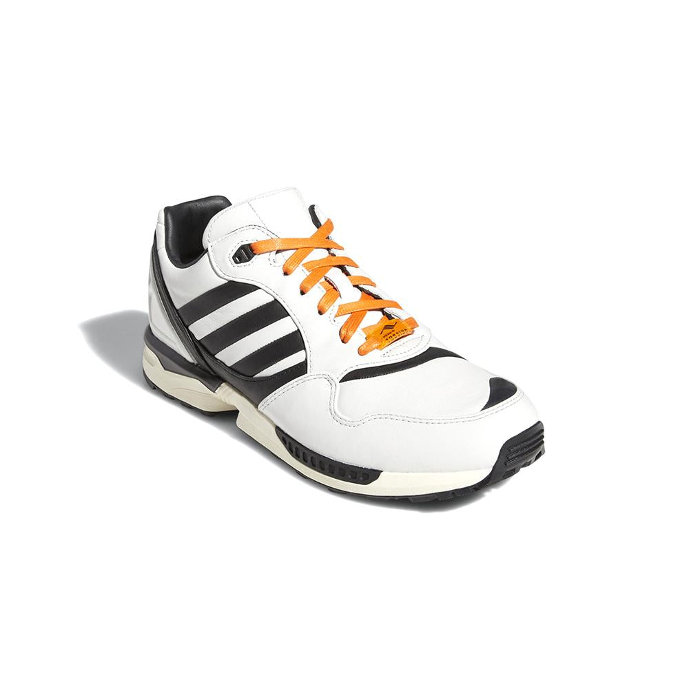 adidas ZX 6000 Juventus FZ0345 in White/Black three quarter view