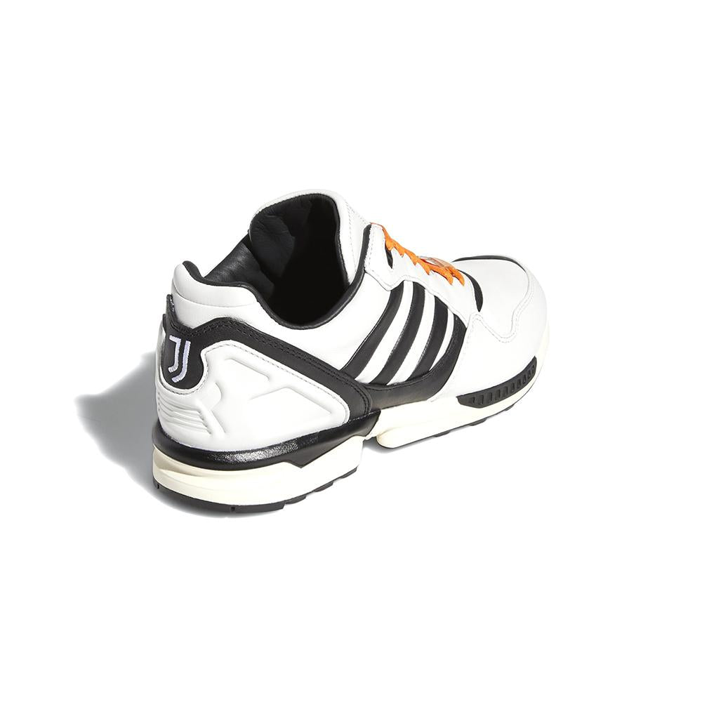adidas ZX 6000 Juventus FZ0345 in White/Black rear heel view