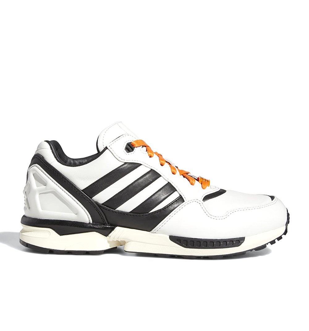 adidas ZX 6000 Juventus FZ0345 in White/Black side view