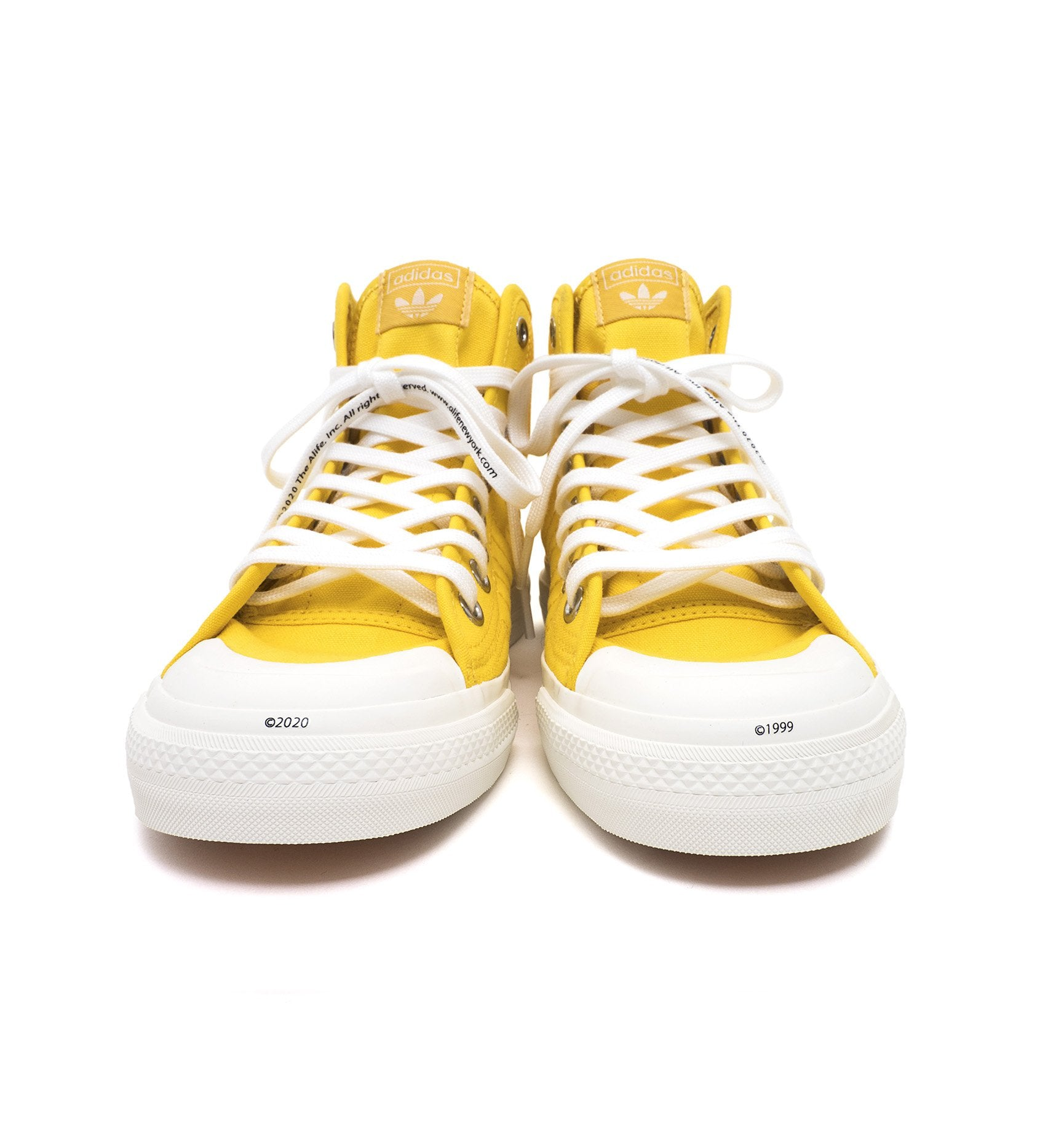 Alife adidas Nizza Yellow - 4_FX2619