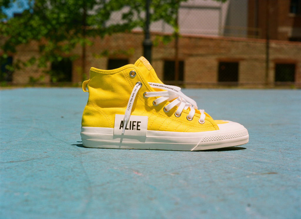 Alife adidas Nizza Yellow - 6_FX2619