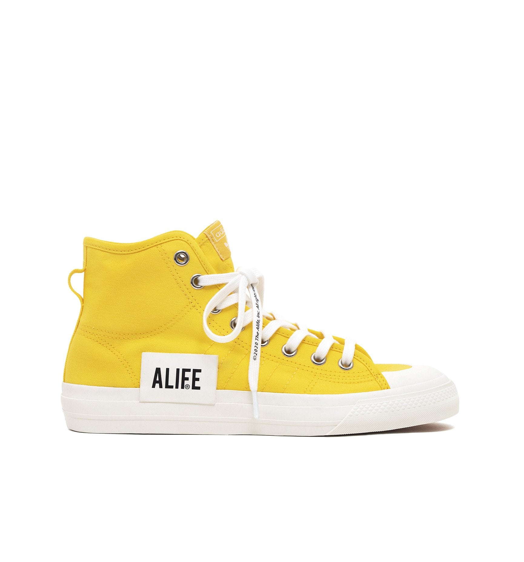 Alife adidas Nizza Yellow - 1_FX2619