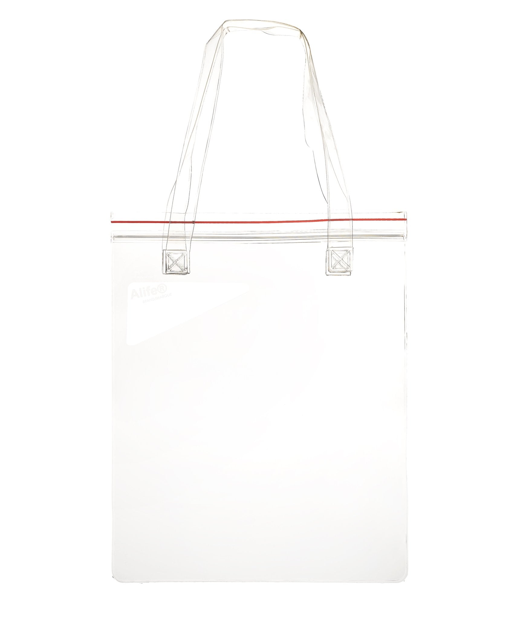 Alife Stay Fresh™ Reclosable Vinyl Tote Bag - Large