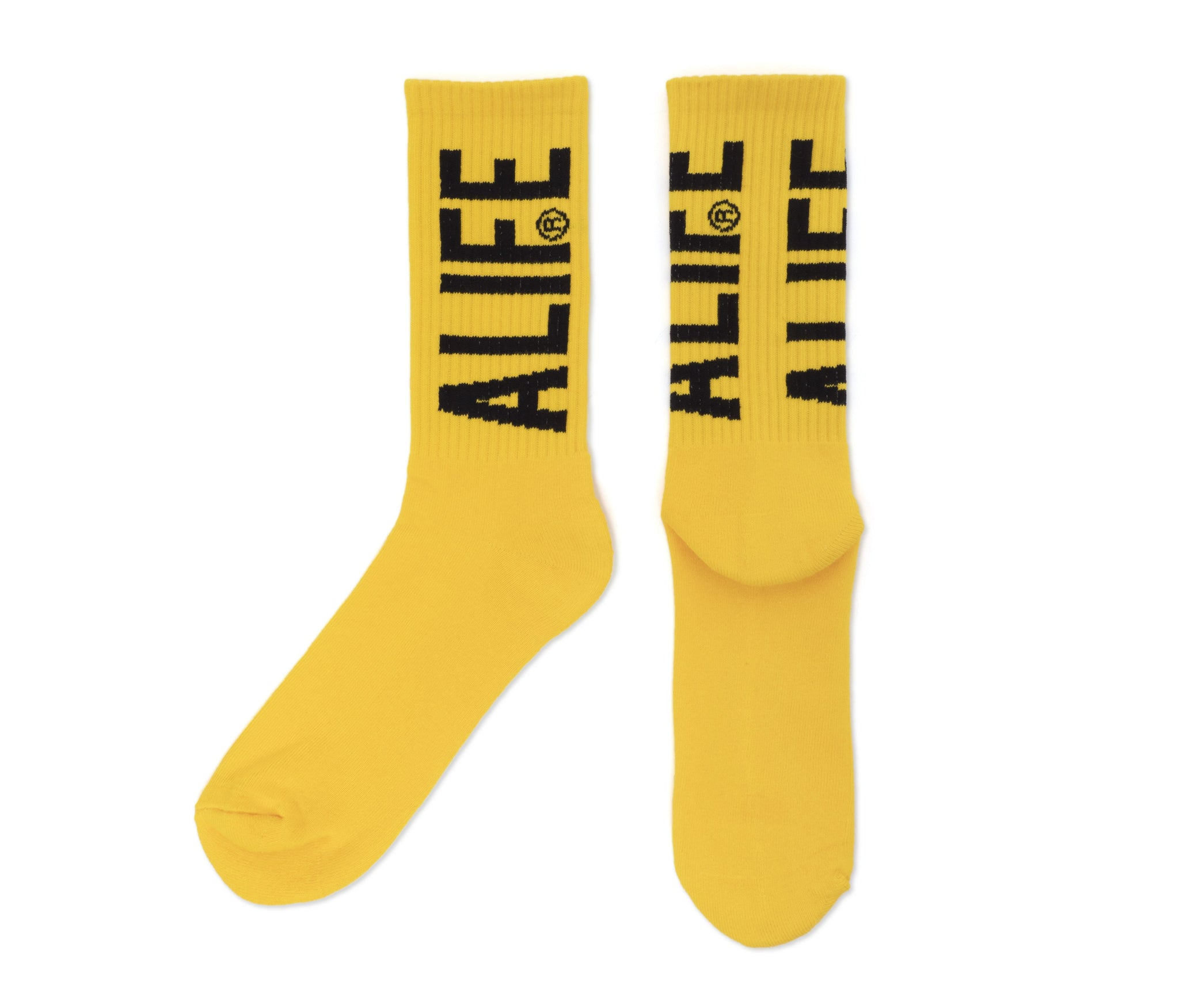ALIFE® Socks - Yellow