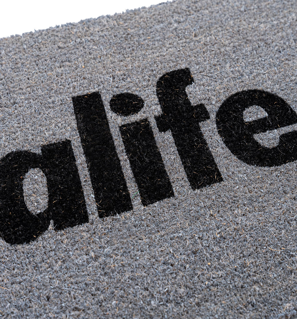 Alife Welcome Mat closeup