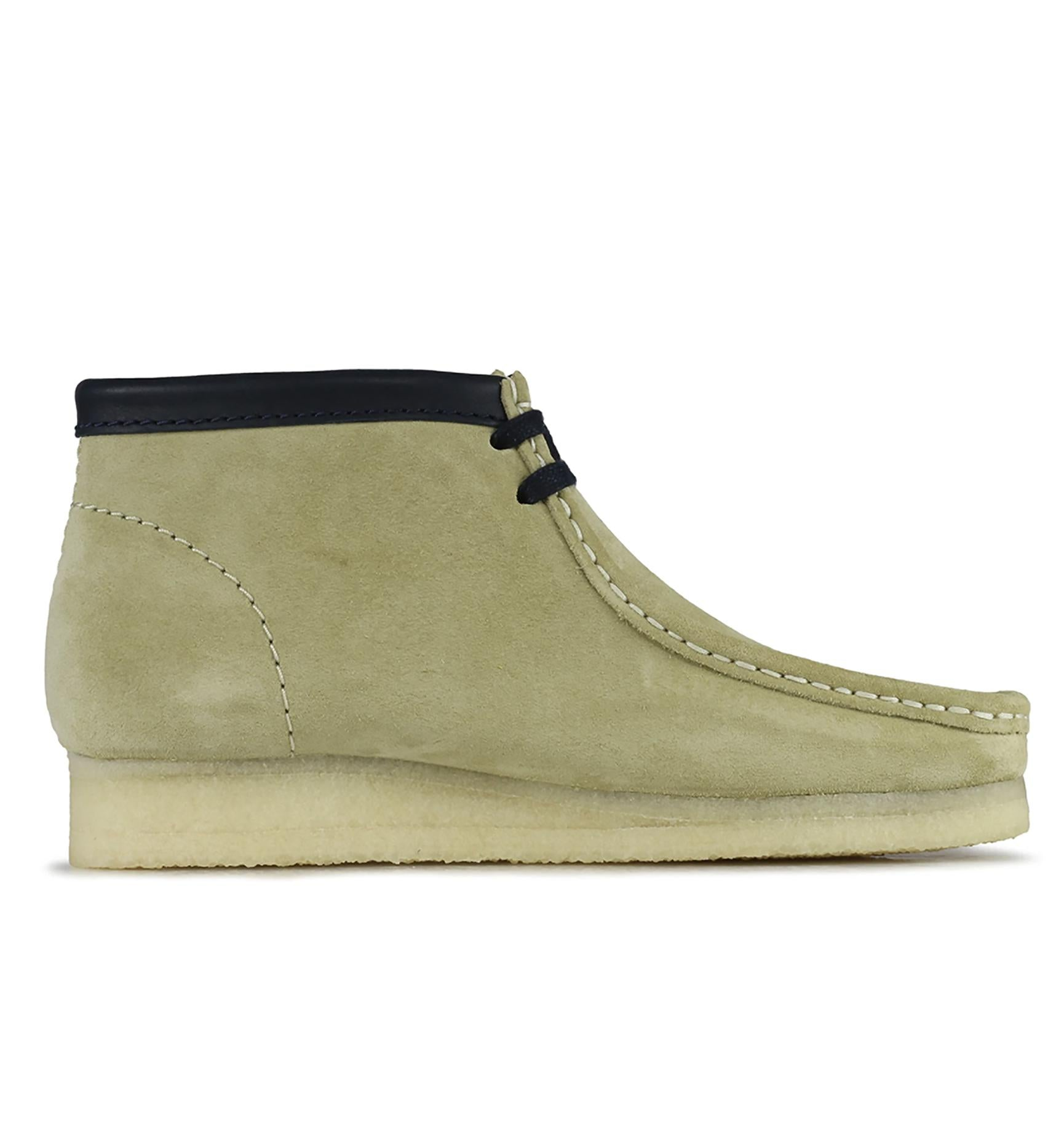 Clarks x Wu Wear Wallabee - Maple Footwear from Clarks 103448 in 8.5 and Natural and - Alife®