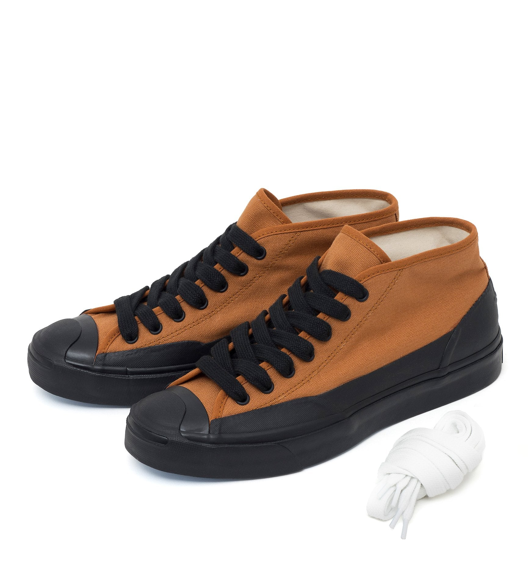 Converse x A$AP Nast JP Chukka Mid - Burnt Orange