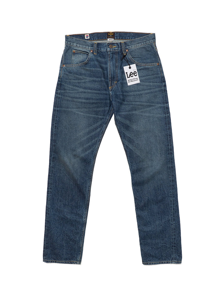 Alife/Lee 101Z Regular Fit Jean in Medium Wash front view