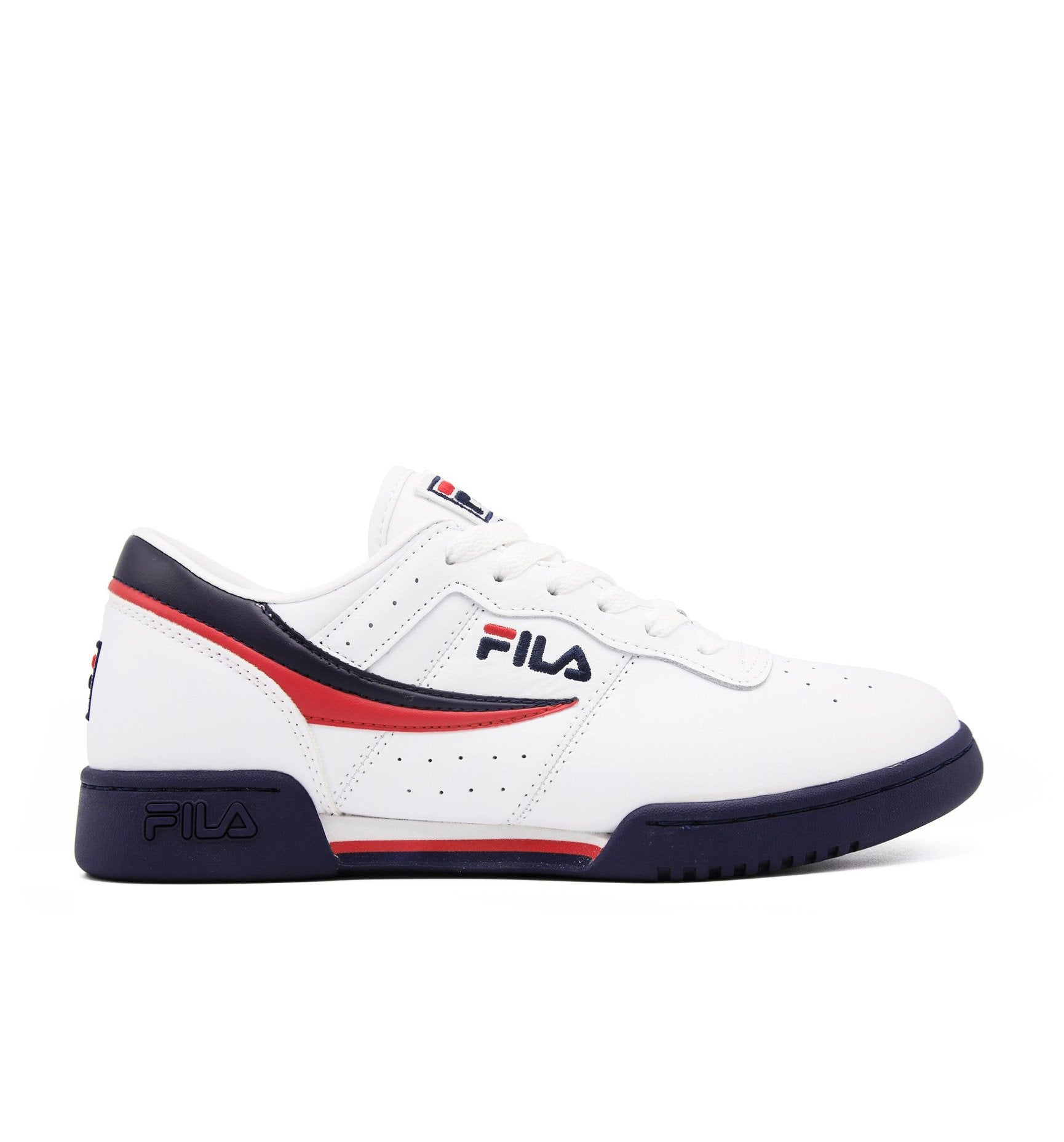 FILA Original Fitness Low - White
