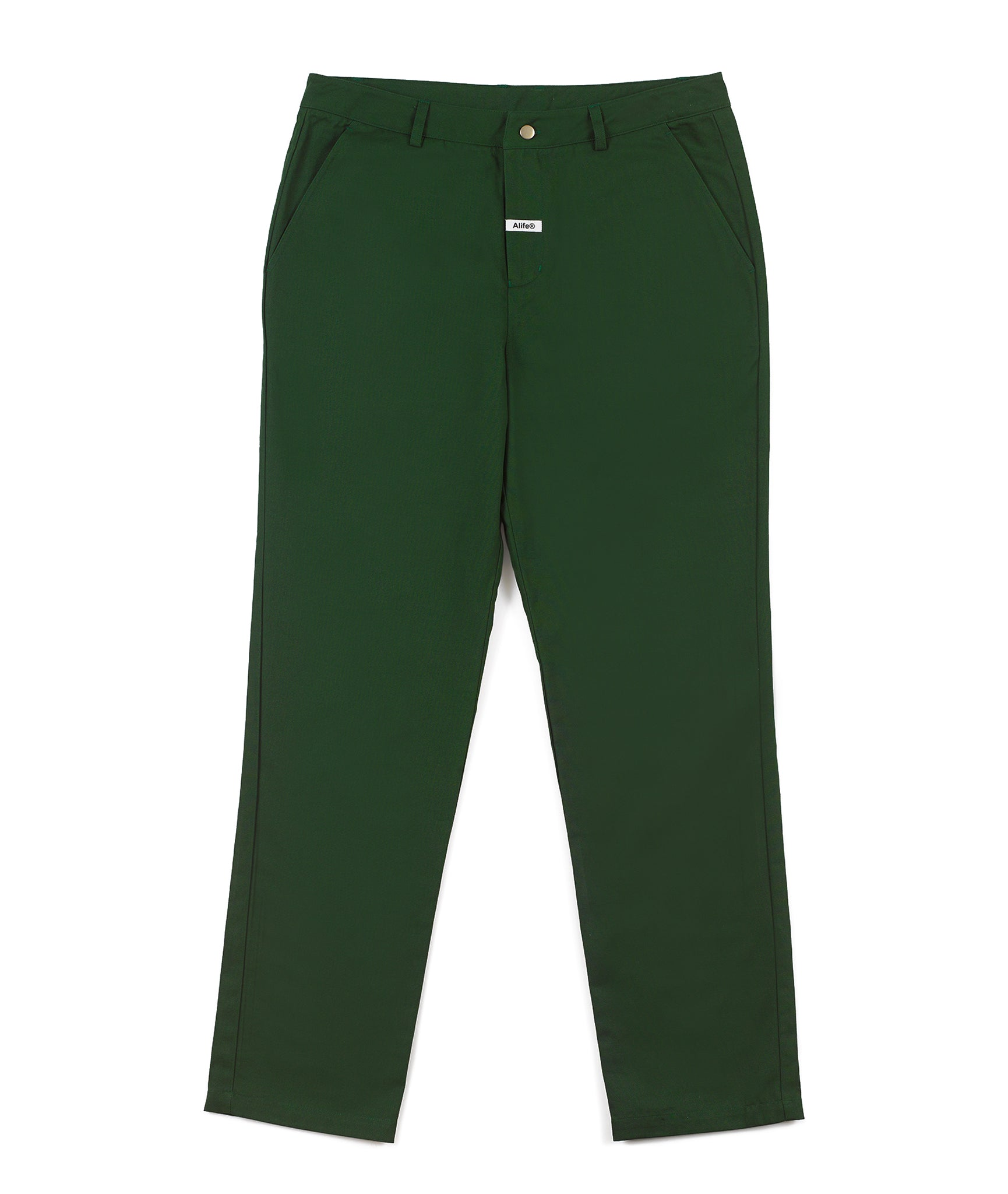 Alife Work Pant - Hunter Green