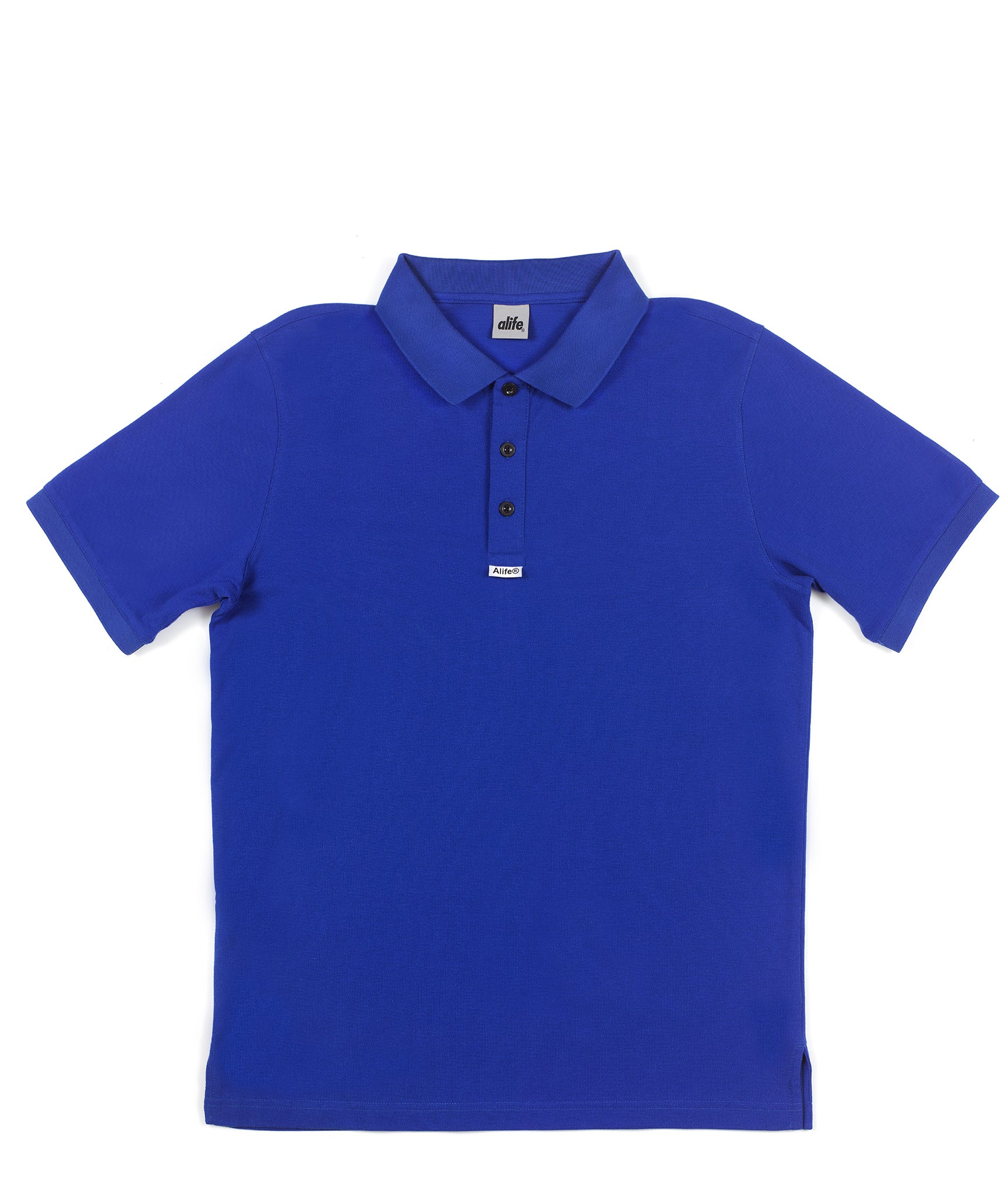 Alife Polo Royal Blue