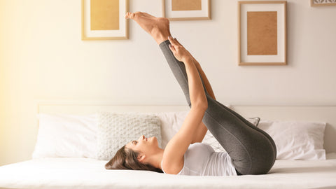 Tai Chi Yoga Stretching for Bed