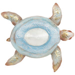 Capiz Sea Turtle Metal Wall Décor - Artisticspacedecor