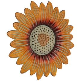 Sunflower Metal Wall Décor - Artisticspacedecor