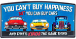Can Buy Cars Metal Sign. FREE SHIPPING