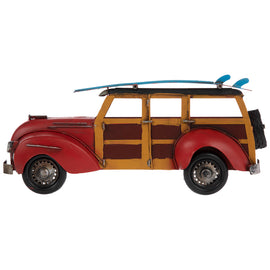 Station Wagon Metal Wall Decor. Free Shipping - Artisticspacedecor