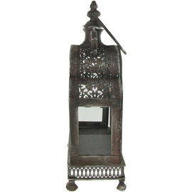 Antique Look Iron Stunning Lantern. Perfect way to customize your decor! - Artisticspacedecor