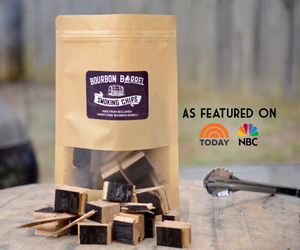 Bourbon Barrel Smoking Chips