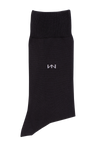 Egyptian Cotton Socks - Black