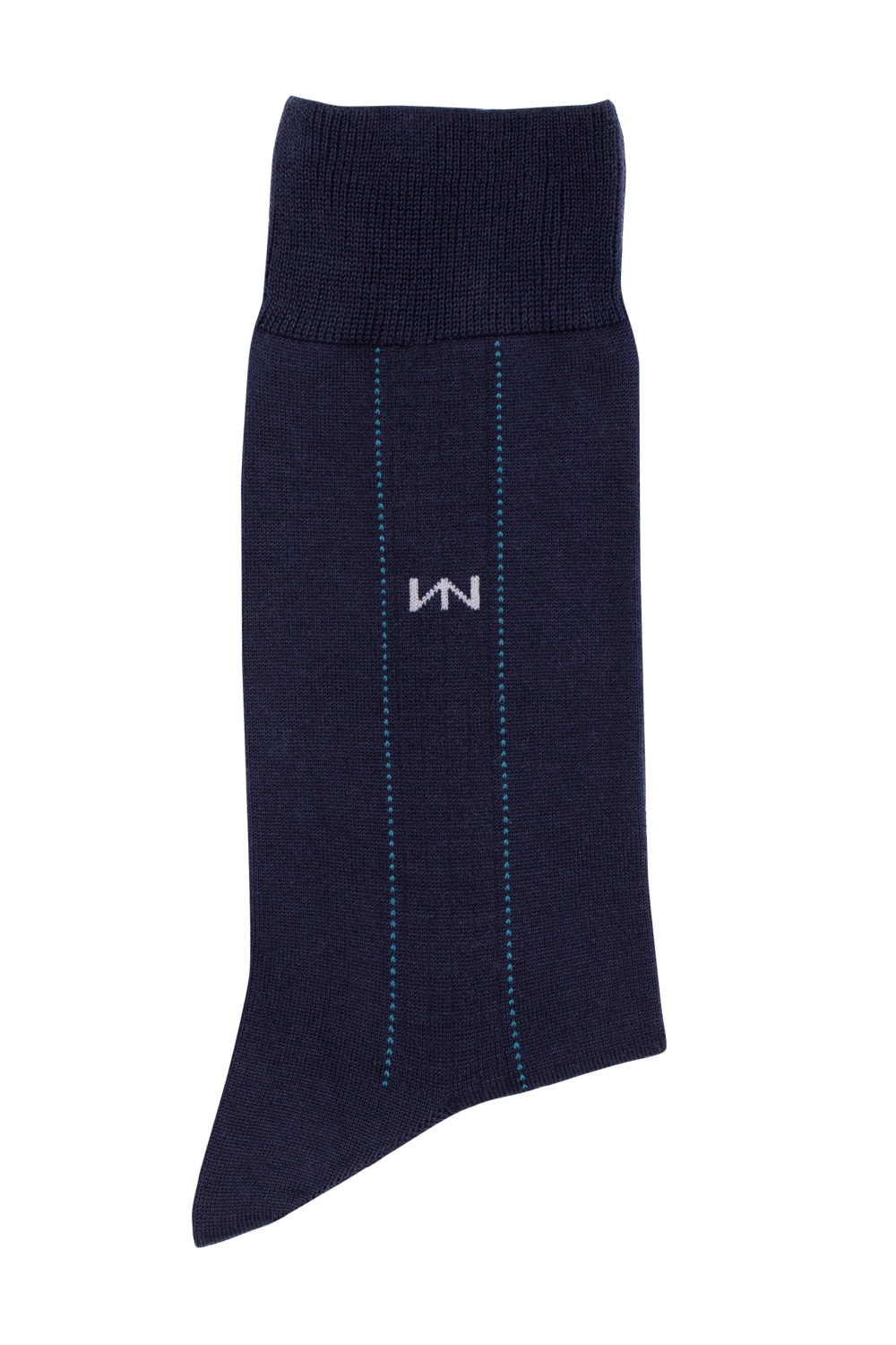 Egyptian Cotton Socks - Navy