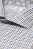 Porter Check - Slim Fit - Double Cuff