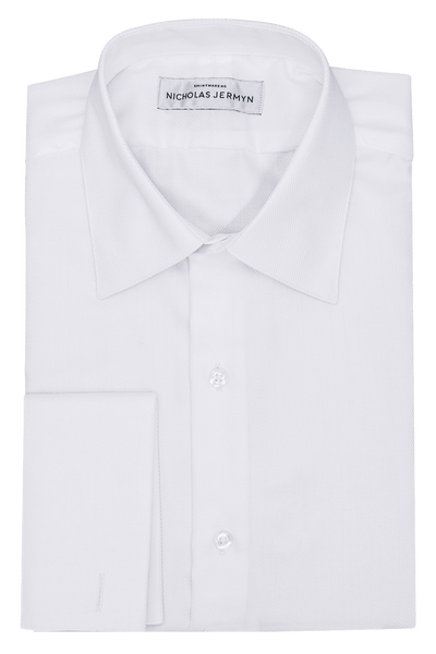 Kemble Herringbone - Slim Fit