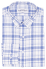 Aoraki Plaid Blue - Slim Fit