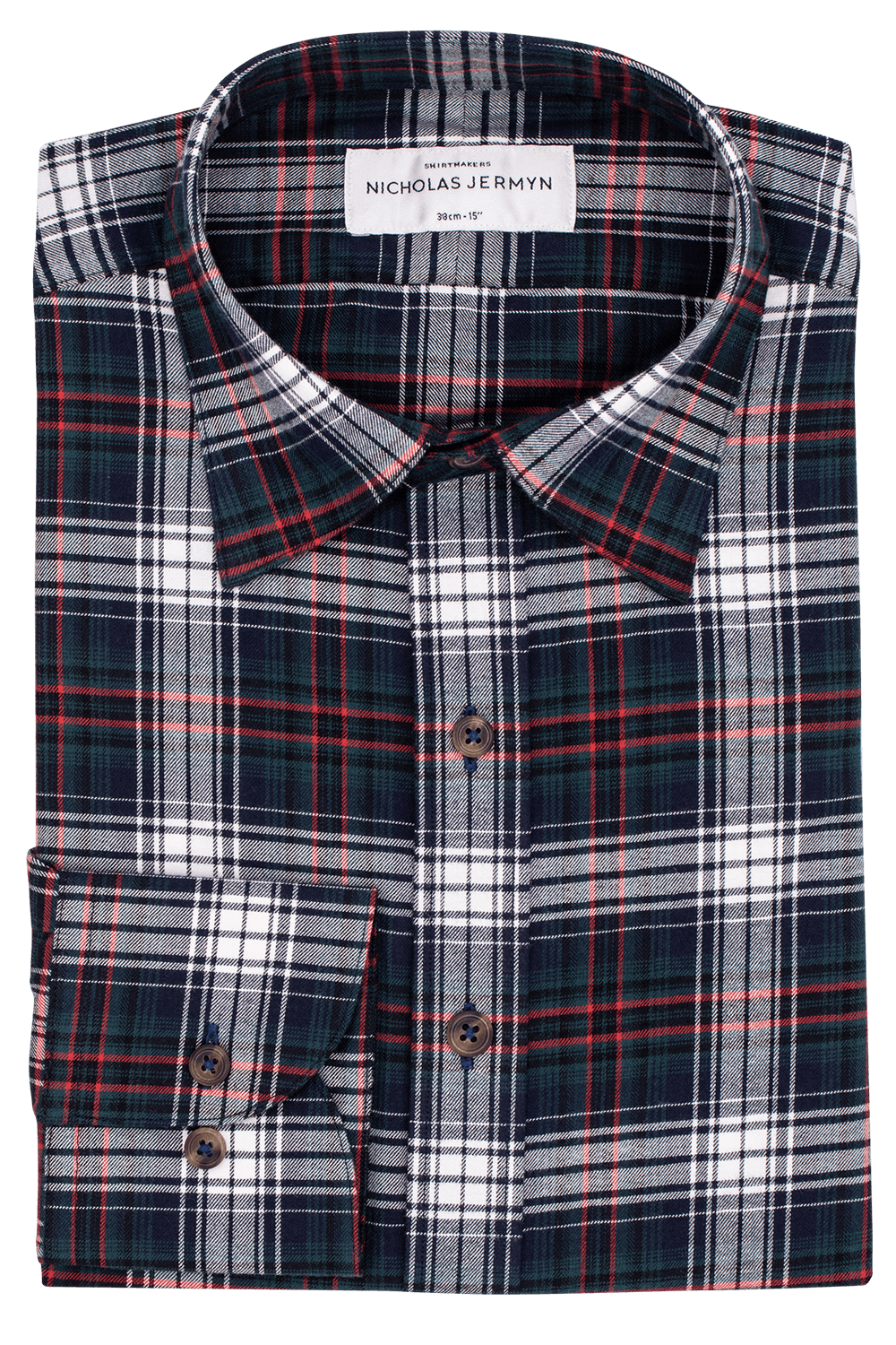 Beaumont Plaid - Slim Fit