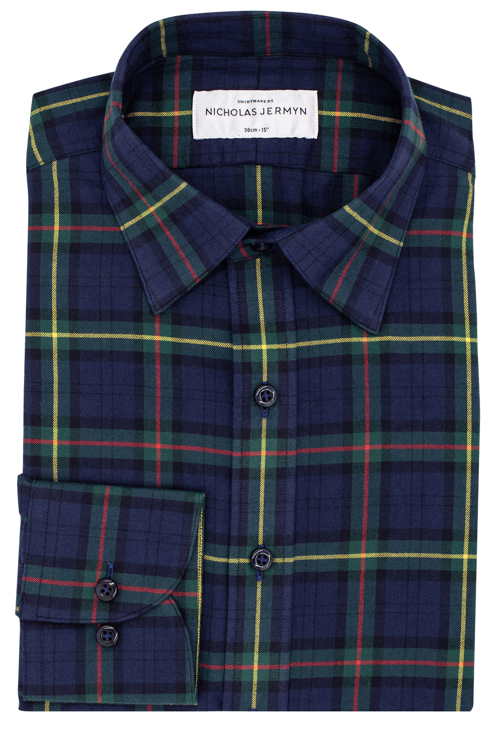 Tasman Plaid - Slim Fit