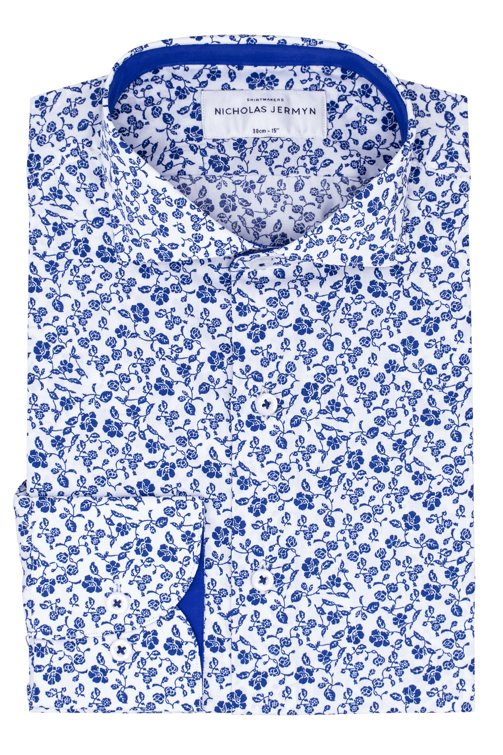 Norfolk Print - Slim Fit