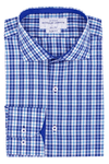 Murdoch Check - Slim Fit - Single Cuff