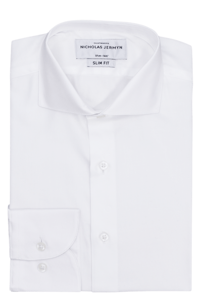 Surrey Twill - Slim Fit - Single Cuff