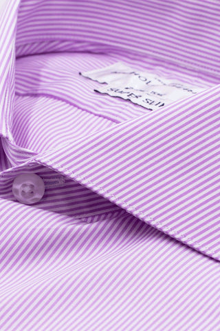 Hansen Stripe Purple